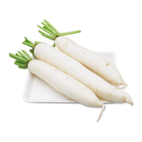 củ cải trắng hữu cơ đà nẵng