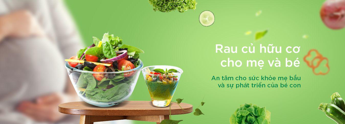 thực phẩm sạch vita banner