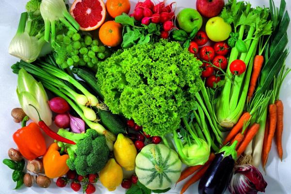 rau sạch và rau hữu cơ