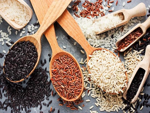 phân loại gạo lứt theo màu sắc