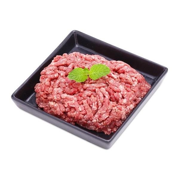 Thịt bò xay