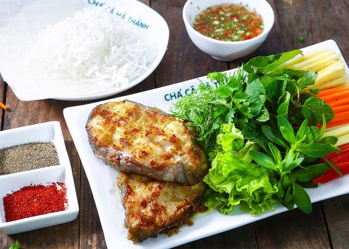 cách làm món cá lăng nướng