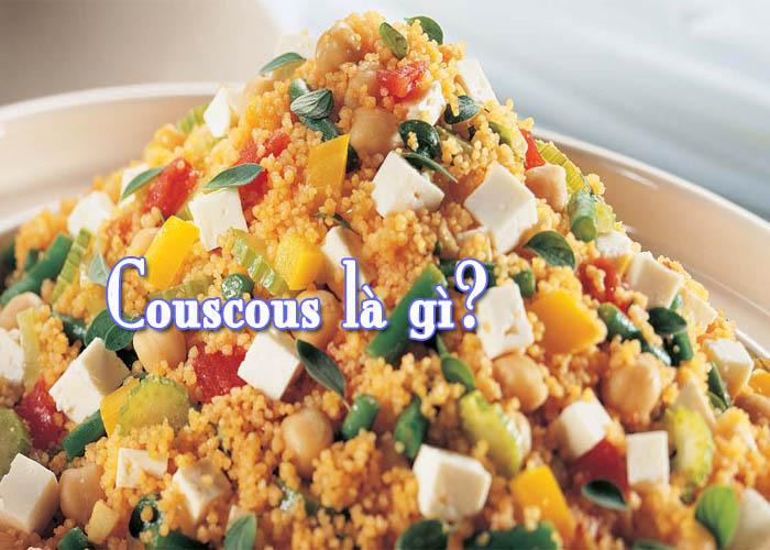 Couscous là gì