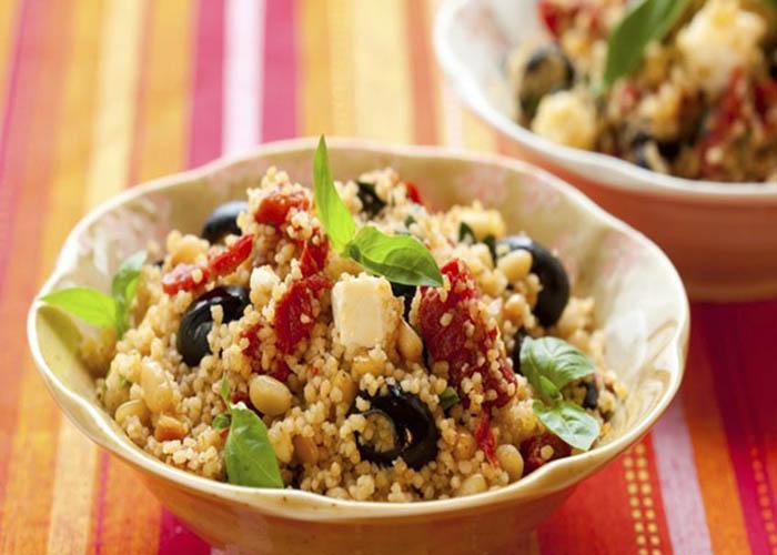 Cách nấu hạt Couscous