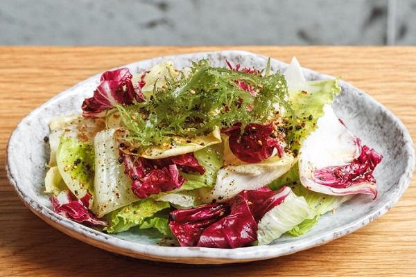 Salad sake